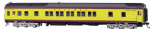 Bachmann 13905 80' Pullman Car (LED Lighting) Union Pacific